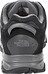 The North Face Storm Hike GTX Shoes Men Black/Dark Shadow Grey